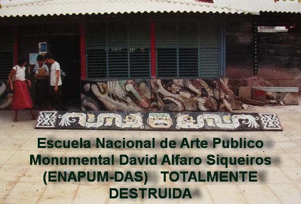 6 - 1984-1987-1d ENAPUM-DAS, Managua, Nicaragua