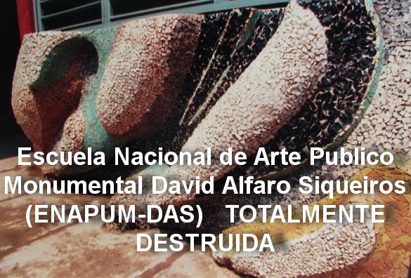 6 - 1985-2e Mosaico nella ENAPUM-DAS