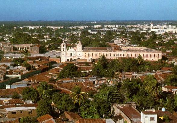 Camagüey, centro historico