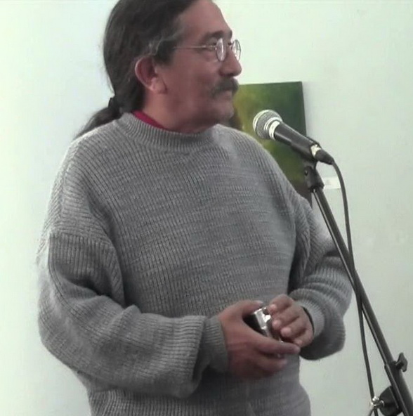 El maestro Victor Canifru