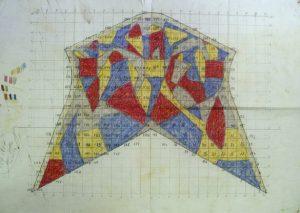 170 - PAVIMENTO ALTARE RIGUERO cm.40x50 (17a)