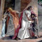 584 0 - Chiesa S.Stefano e S. Giov. Evangelista, Il Figliol Prodigo n.4, 1952