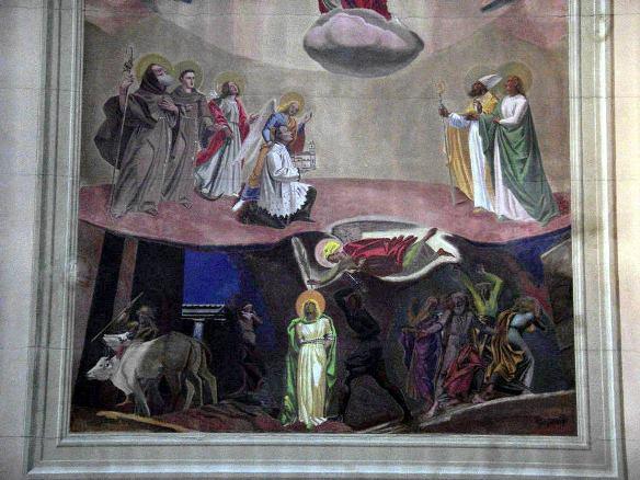 Perignano, Chiesa S.Lucia 1941-42