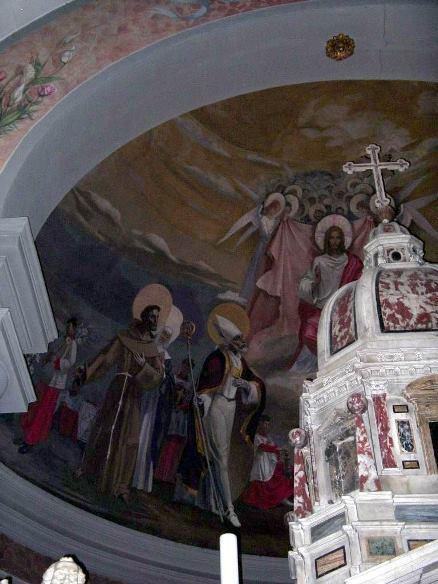 Chianni,Chiesa di San Donato,particolare