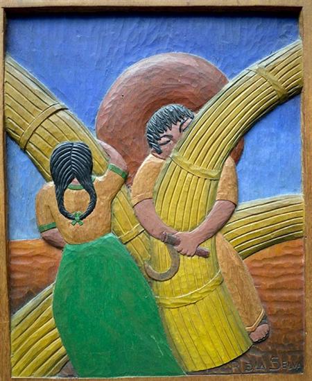Roberto de la Selva «Cosecha» (1)