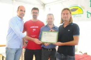 Premiazione2012