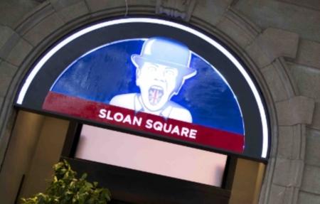ingresso Sloan Square