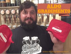 Aldo Gradimento – Pepite dorate con salsa golden rush