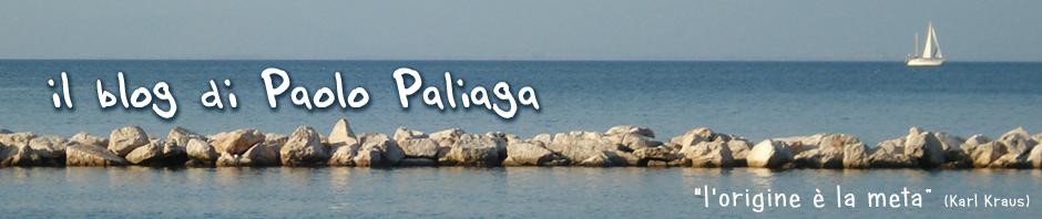 Il blog di Paolo Paliaga