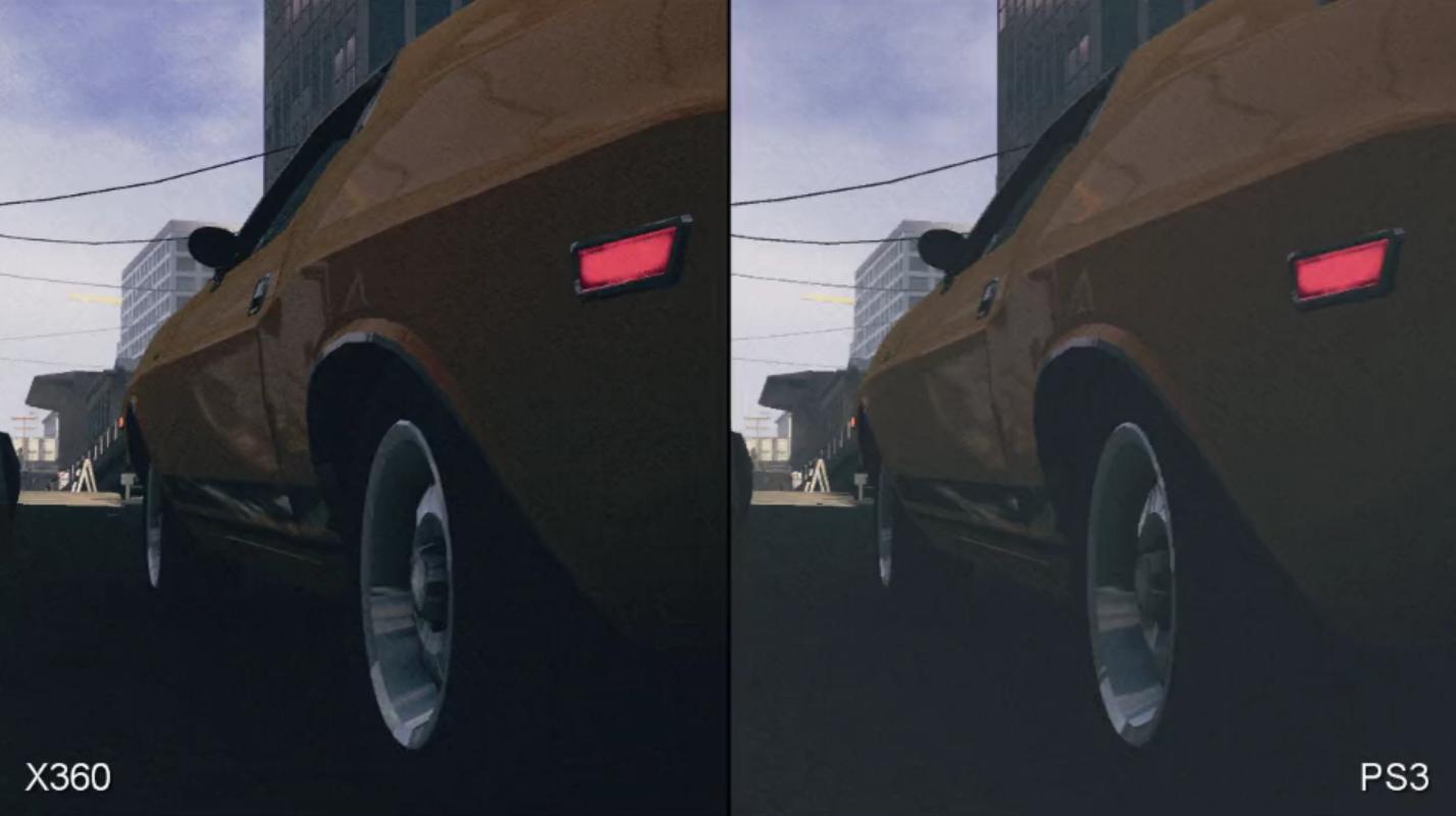 Xbox 360 Vs Ps3 Driver San Francisco Vg Factor Il Blog Dove Battono I Videogiochi