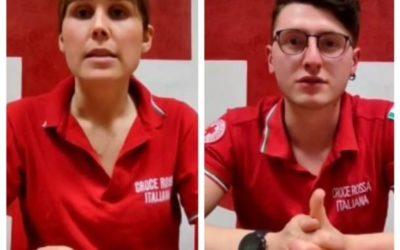 I nuovi volti della Croce Rossa di Luino: sempre al fianco di chi ha bisogno