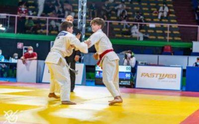 A 15 anni giovane promessa del Judo: Mattia Pellizzaro si racconta