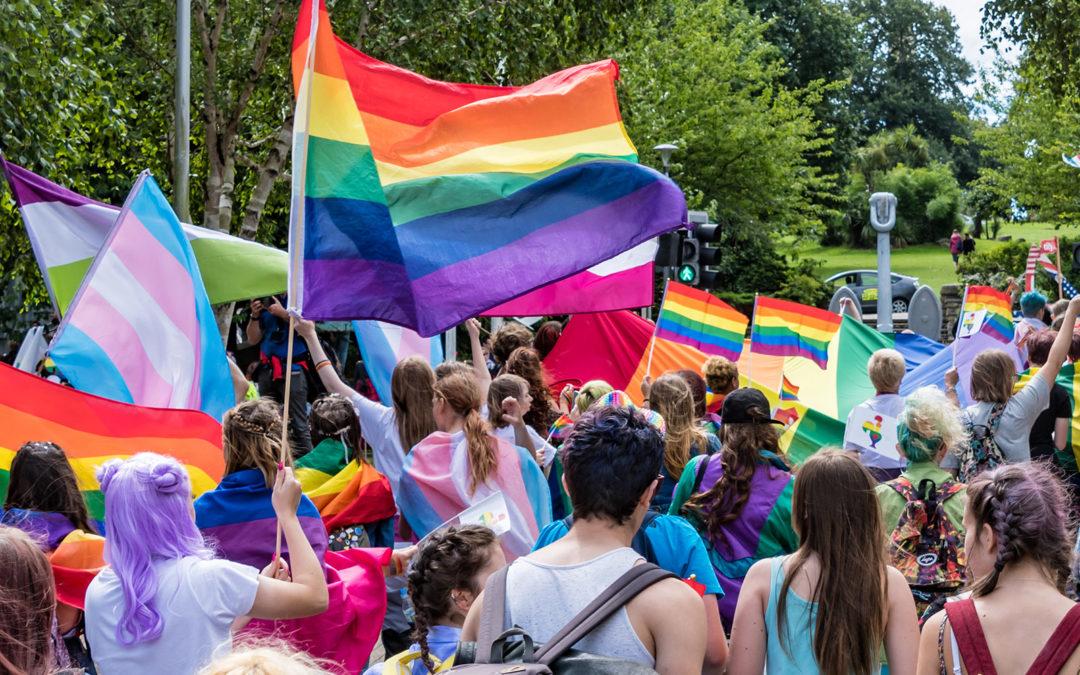 Pride flag: aria di cambiamento
