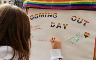 Verso la libertà: il Coming Out Day a Varese